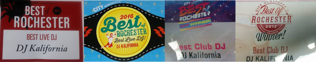 Rochester City News Best of Rochester Best DJ Winner
