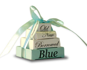 Something Old New Borrowed And Blue