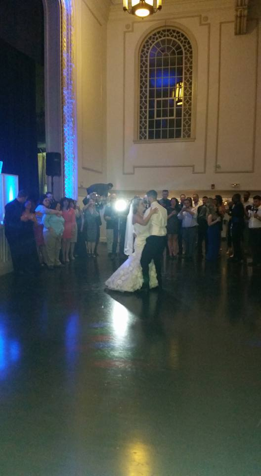 Rochester DJ | Harro East Ballroom Wedding Reception
