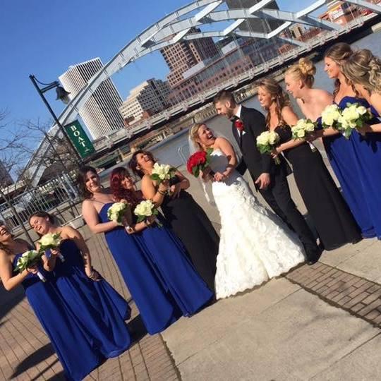 A Garnier Wedding
