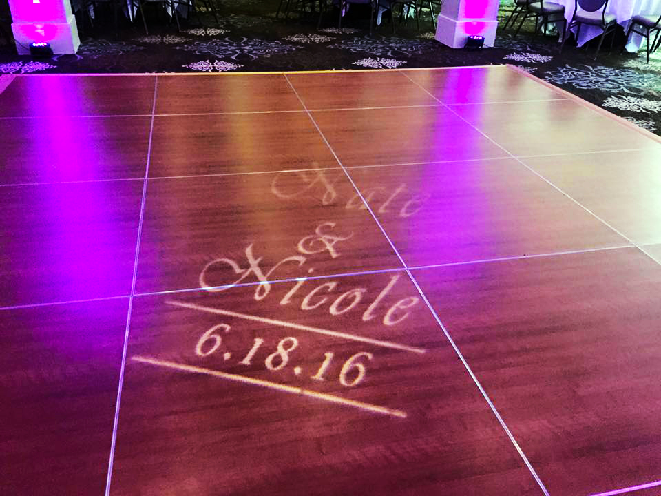 Rochester DJ   Woodcliff Hotel Wedding Reception