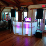 Rochester DJ | Bristol Harbour Wedding Reception