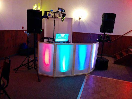 Rochester DJ   Hilton Exempt Club Wedding Reception