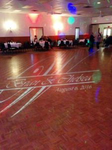 Rochester DJ | Hilton Exempt Club Wedding Reception