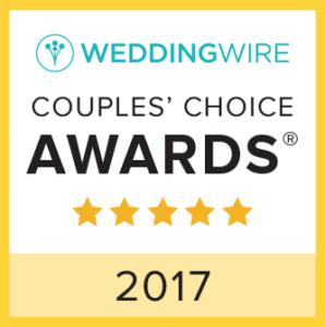 Weddingwire Couples Choice 2017 | Kalifornia Entertainment | Rochester DJ | Wedding & Event Entertainment