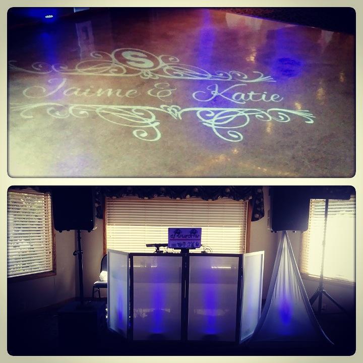 Rochester DJ   Burgundy Basin Wedding