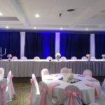 Rochester DJ | Burgundy Basin Wedding