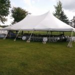 Rochester DJ | Tent Wedding