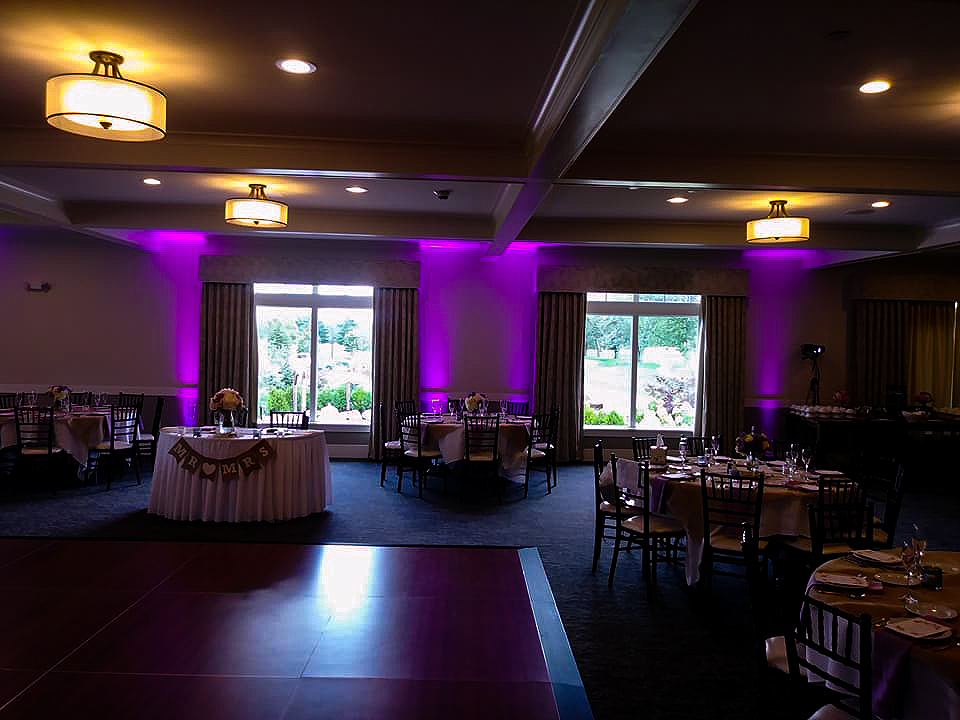 Rochester DJ | Deerfield Country Club Wedding