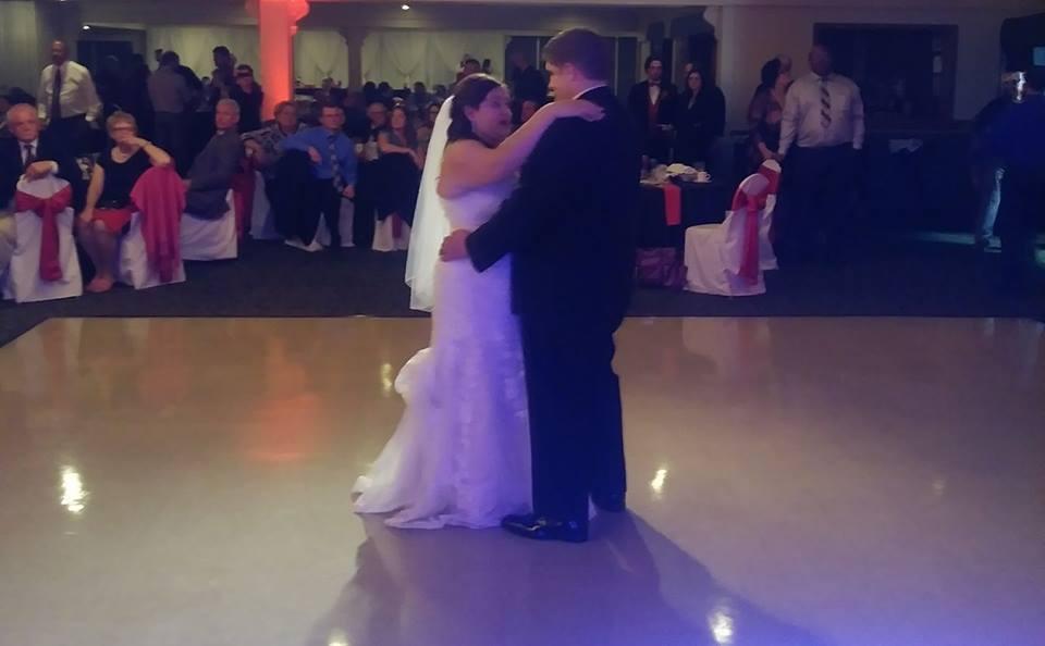 Pace Wedding | Rochester DJ | Burgundy Basin Weddings