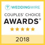 Weddingwire Couples Choice 2018 | Kalifornia Entertainment | Rochester DJ | Wedding & Event Entertainment