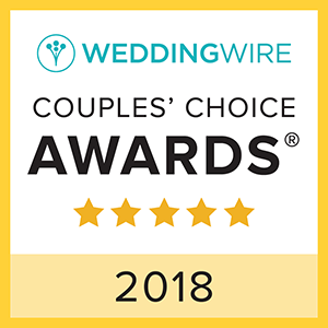 Weddingwire Couples Choice 2018 | Rochester DJ | Weddings
