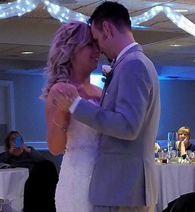 DeGroff Wedding - Webster Golf Club Weddings