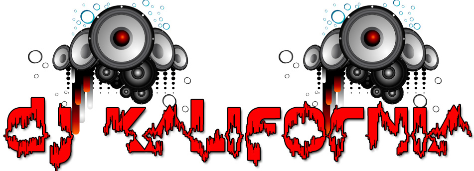 DJ Kalifornia Logo | Rochester DJ | Wedding & Event Entertainment