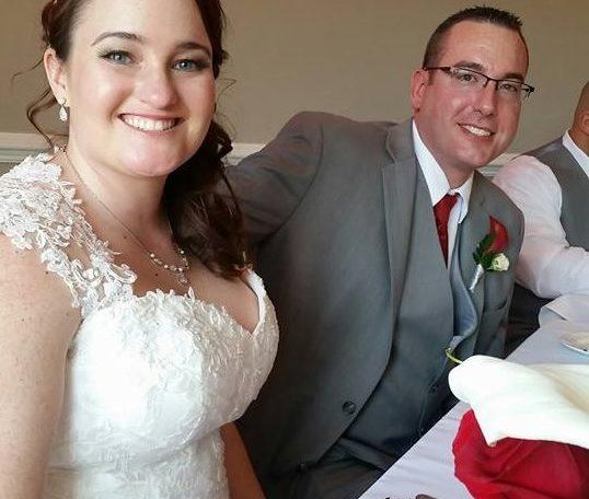 Paltridge Wedding | Cobblestone Creek Country Club