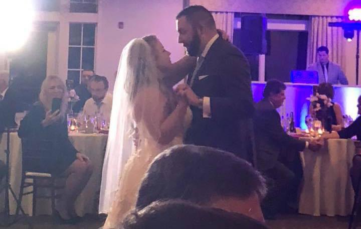 Capozzi Wedding | Rochester Wedding DJ | Deerfield Country Club