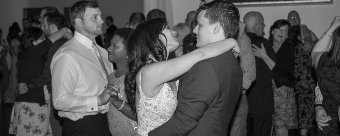 Kreiger Wedding | Rochester DJ | Arbor Loft