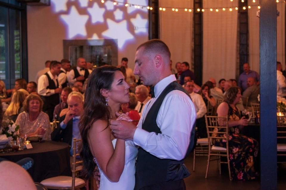 Ahearn Wedding | La Luna High Falls | Rochester DJ | Wedding Entertainment