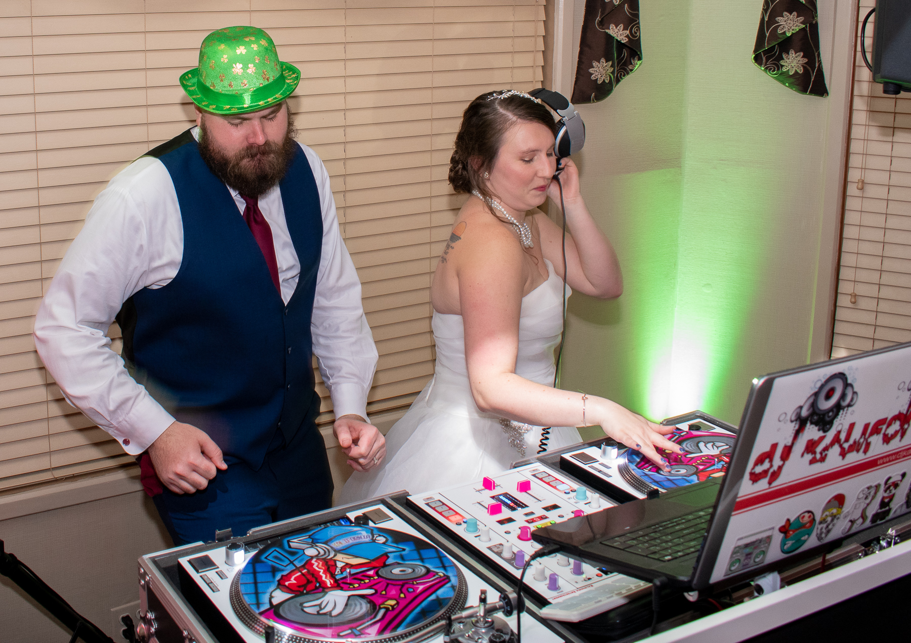McCarthy Wedding | Burgundy Basin | Rochester DJ