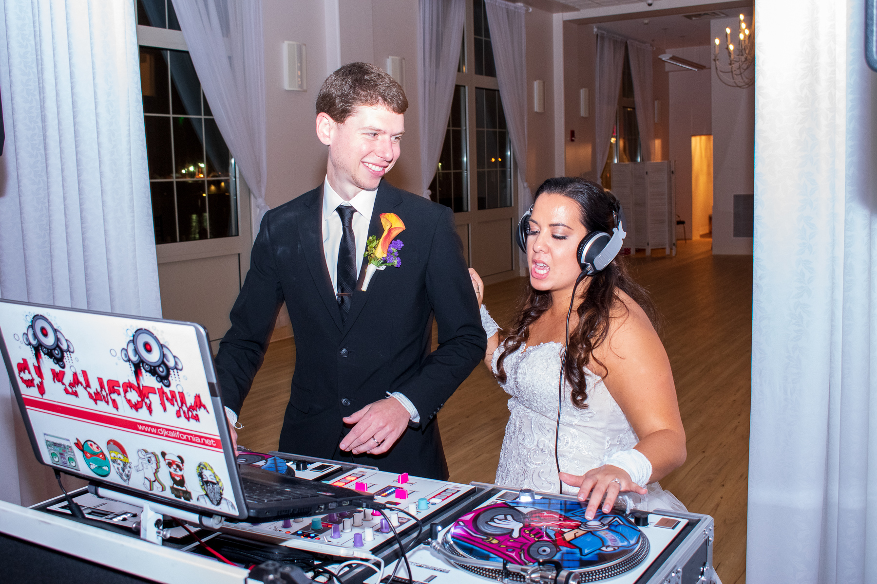 Soppe Wedding | Rochester DJ | Arbor At The Port