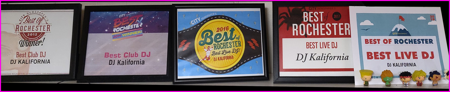 Best of Rochester Awards
