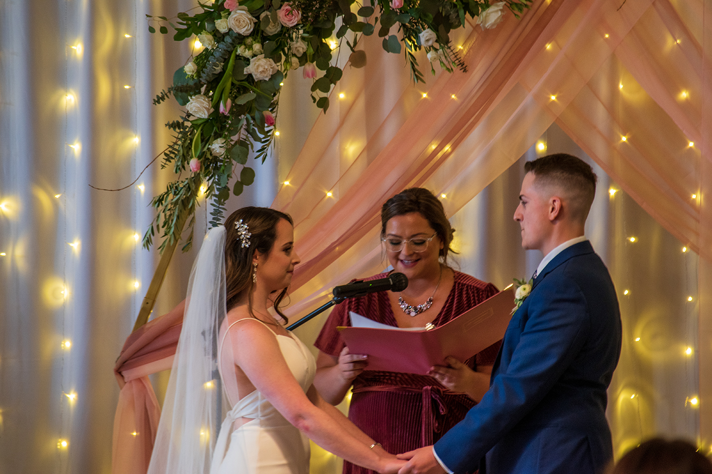 Goulden Wedding | Rochester DJ | Wedding Entertainment | The Ballroom at Carey Lake