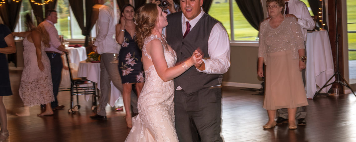 Moss Wedding | Rochester DJ | Wedding & Entertainment