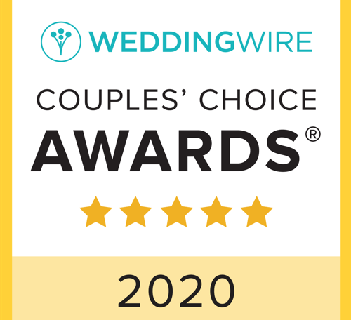 Weddingwire Couples Choice Awards 2020 Winner