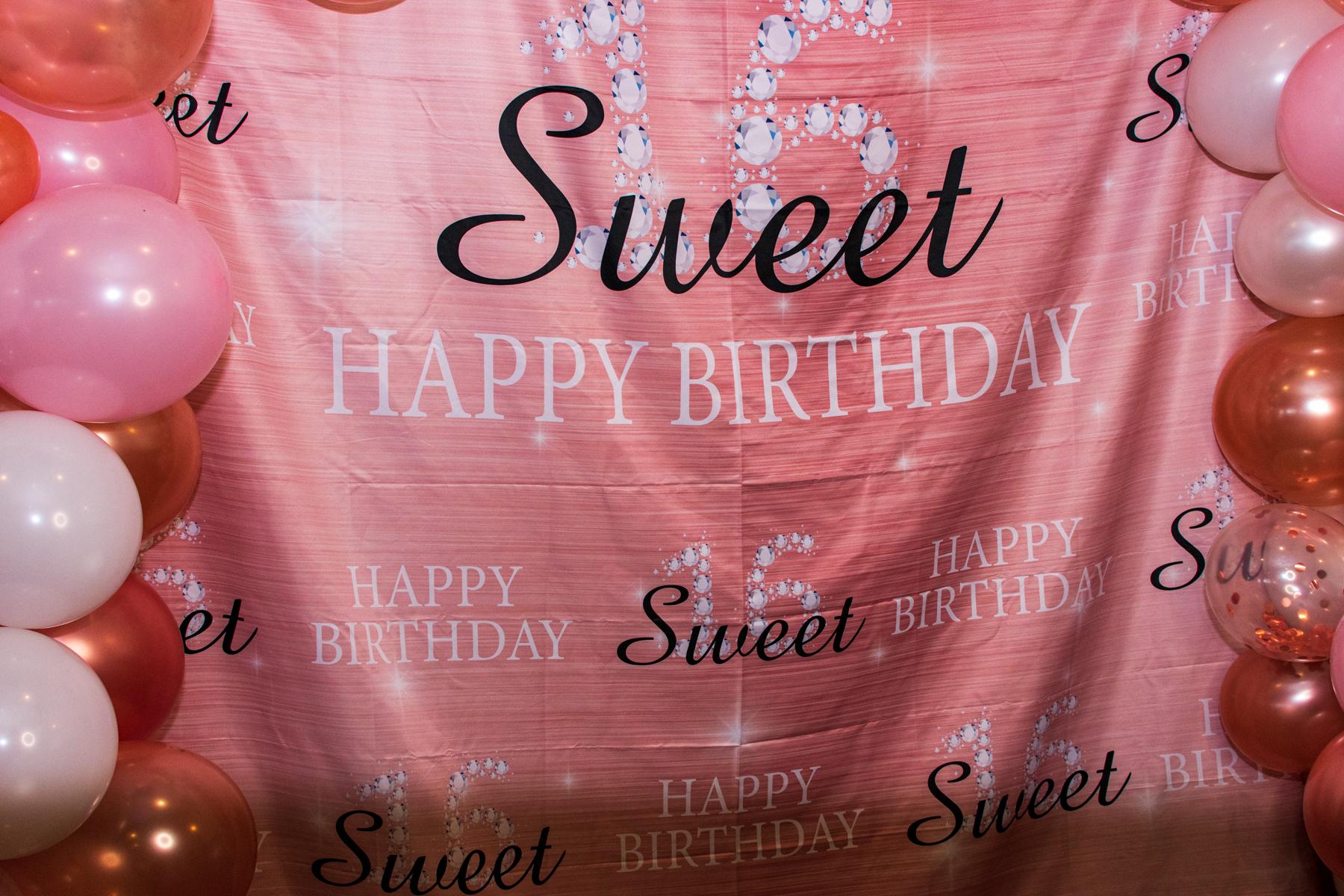 Bre's Sweet 16   Rochester Sweet 16 DJ Entertainment