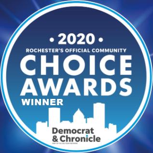 Rochester Democrat & Chronicle Choice Awards Winner | Rochester DJ | Wedding & Event Entertainment