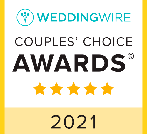 2021 Weddingwire Couples Choice | Rochester DJ