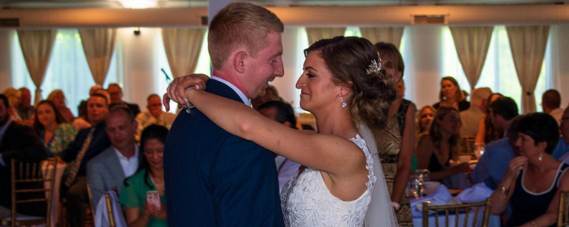 DeSalvo Wedding | Rochester DJ | The Finger Lakes Hotel