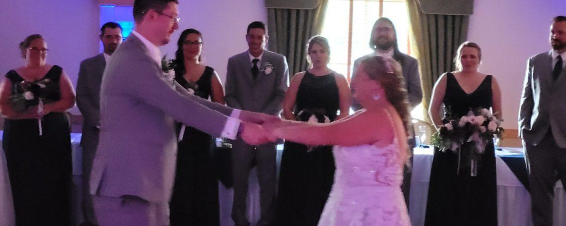 Mann Wedding | Rochester DJ | Valley Oak Event Center | Geneseo
