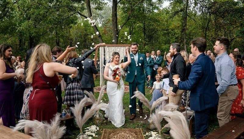 Garnish Wedding