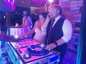 Sunderland wedding   Rochester DJ   Ravenwood Country Club