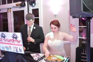 Smith Wedding | Rochester DJ | Cobblestone Creek Country Club Wedding