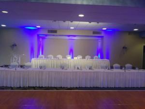 Nau Wedding | Rochester DJ | Rochester Riverside Hotel Reception