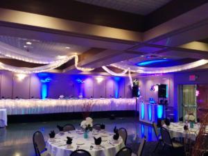 Rochester DJ | Whittier Party House Wedding Reception