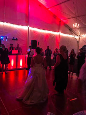 Rochester DJ | Woodcliff Hotel Wedding