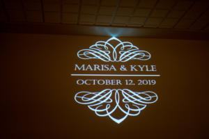 Soppe Wedding | Rochester DJ | Arbor At The Port | Custom Monogram