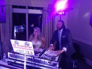 Capozzi Wedding   Rochester Wedding DJ   Deerfield Country Club