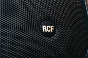 High end digital RCF sound system | Rochester DJ | Rochester Wedding and Event Entertainment
